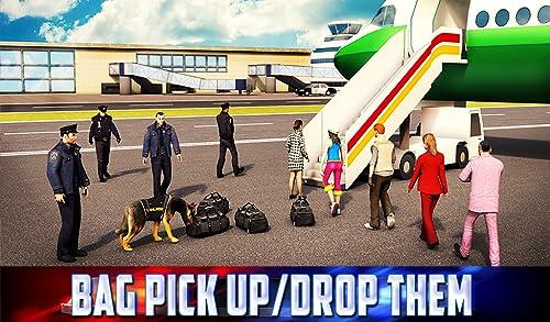 『Airport Police Dog Duty Sim』の3枚目の画像