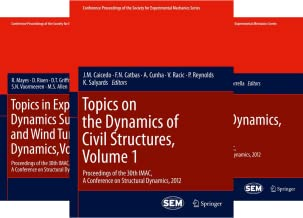 Conference Proceedings of the Society for Experimental Mechanics (50 Book Series)