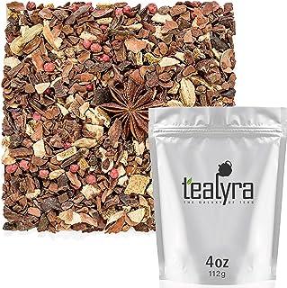 Sponsored Ad - Tealyra - Euphoric Dark Chocolate Chai - Cocoa - Cinnamon - Anise - Herbal Loose Leaf Tea - Exquisite Luxur...