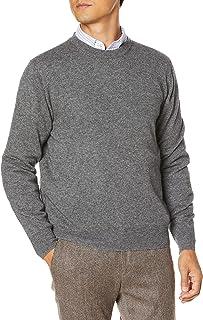 [スティングロード] セーター カシミア100% クルーネック 丸首 ニット モンゴル産 CASHMERE CONCEPT 20STCAC メンズ