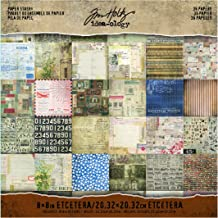 Tim Holtz Idea-Ology Paper Stash Etcetera TH IdeaologyPaperStashEtcetera