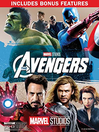 Marvel's The Avengers (Includes Bonus Features)