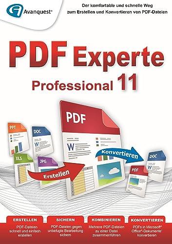 Avanquest -  Pdf Experte 11