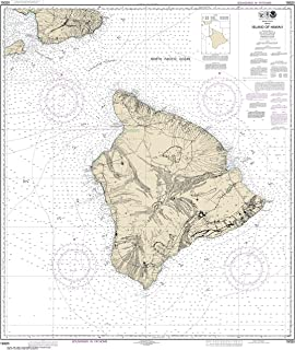 noaa charts hawaii