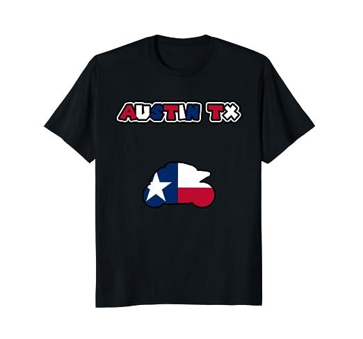 977760e0 Amazon.com: American Super Bike T-Shirt Moto GP Austin Texas Tee ...