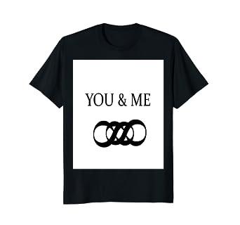 camisetas you and me infinite