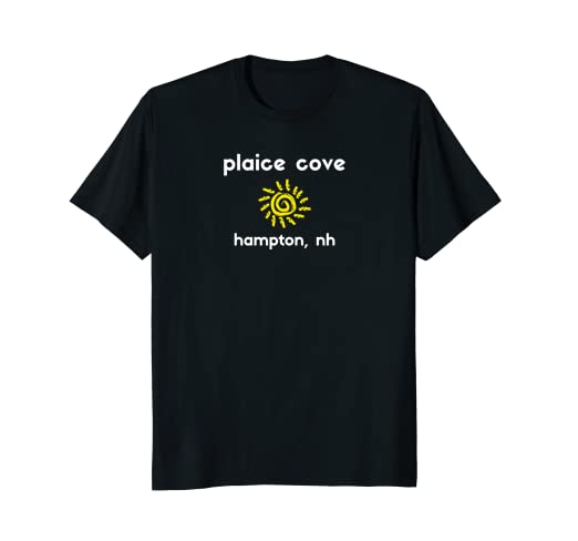 Amazon Plaice Cove Hampton Nh Shirt Sunny New Hampshire T Shirt