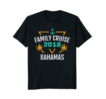 Family Vacation Bahamas Shirt Cruise Shirts
