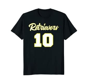 466e9e7f Image Unavailable. Image not available for. Color: UMBC Basketball 10  Number T-Shirt ...