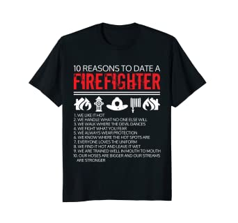 10 reasons to be a firefighter