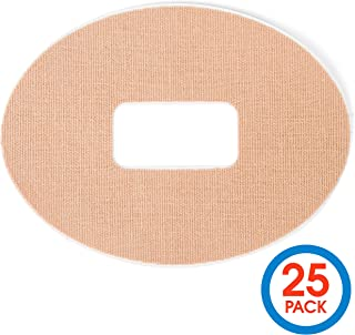 Insulin Life 25 Pack Dexcom Adhesive Patch for G4 G5 G6 CGM - Waterproof Patches