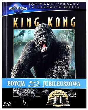 King Kong [Blu-Ray] (English audio. English subtitles)