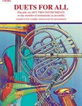 french horn and violin duet