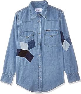 قميص الأساس الغربي للنساء من كالفن كلاين
