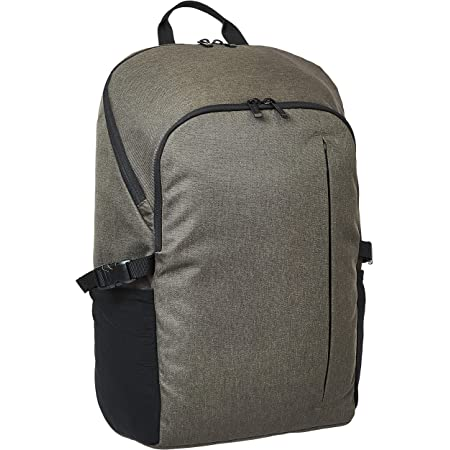 Amazon Basics Campus Backpack for Laptops up to 15-Inches - Green