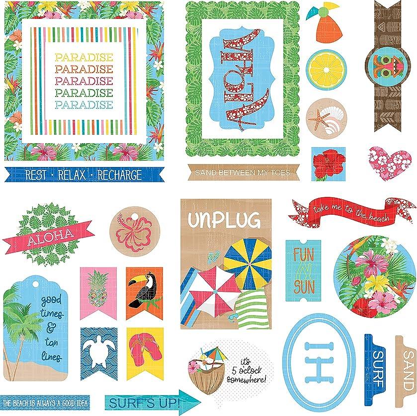 Photoplay Paper AL8943 Scrapbooking Multicolor