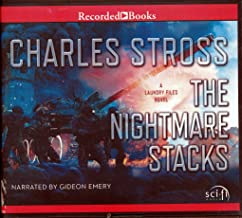 The Nightmare Stacks by Charles Stross Unabridged CD Audiobook