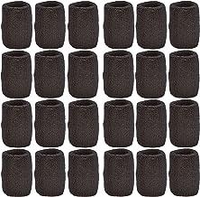 مجموعة فريدة من نوعها لفريق الأداء الرياضي مكونة من 24 سوار معصم (12 زوجًا)