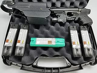 FireStorm JPX 2 Shot LE Pepper Spray Gun Bundle with tac Light Holster