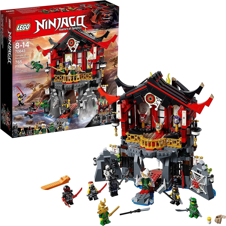 LEGO 70643 Baukit Ninjago Tempel der Auferstehung (765 Teile) B075R94WBY  Günstigstes    | Modisch