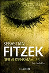 Der Augensammler: Psychothriller (German Edition) Kindle Edition