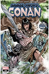 Savage Sword Of Conan (2019) #10 (English Edition) eBook Kindle