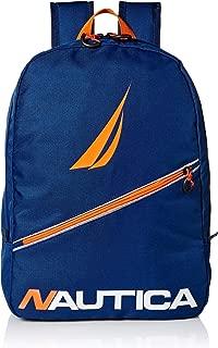 Little Diagonal Front Zip Full Size Backpack for Kids