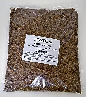 HB Ingredients - Semillas de Lino Marrón 1kg
