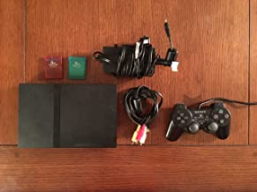 PlayStation 2 Console Slim - Black Bundle