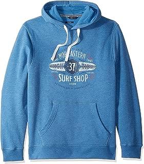 IZOD Men's Graphic Pullover Hoodie