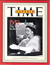 Time Magazine Time Capsule 1952 The Year in Review Queen Elizabeth II