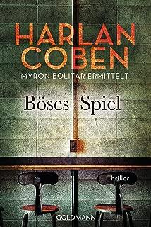 Böses Spiel - Myron Bolitar ermittelt: Myron-Bolitar-Reihe 6 - Thriller (German Edition)