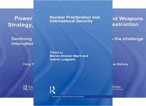 Routledge Global Security Studies (50 Book Series)