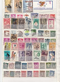 200 Pieces Worldwide Collectible Stamp Collection, All different