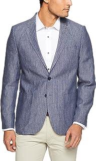 Oxford Men Larkin Linen Stripe Blazer