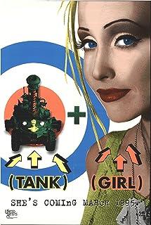 Tank Girl 1995 Authentic 27