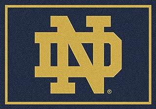 Milliken Notre Dame College Team Spirit Area Rug, 5'4