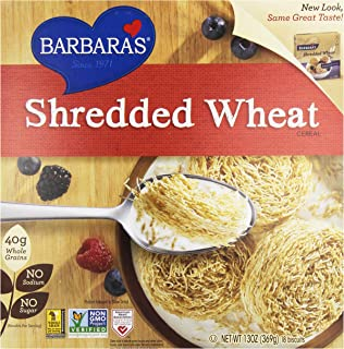 Barbara's Bakery, Shredded Wheat, 13 oz