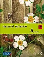 Natural science. 5 Primary. Savia - 9788415743934