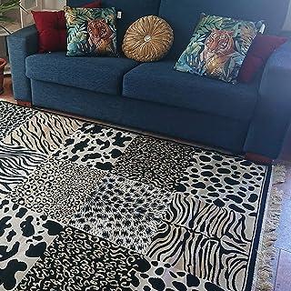 Amazon.es: alfombra animal print