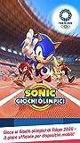 Zoom IMG-1 sonic ai giochi olimpici di
