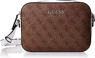 Guess Womens Cross-Body Handbag, White Multi - SK669112