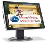 Disney Mickey's Typing Adventure Web – One Year Subscription [Online Code]