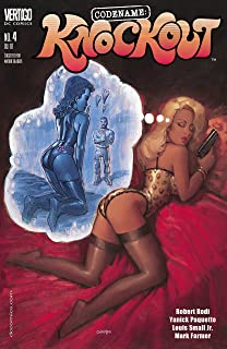 Codename: Knockout (2001-) #4