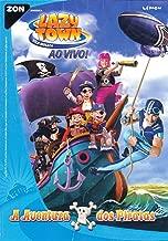 Lazy Town Ao Vivo: As Aventuras Dos Piratas[DVD] 2010
