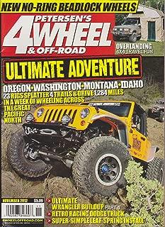 Petersen's 4 Wheel & Off - Road Magazine November 2012