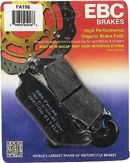 EBC Brakes FA196 Disc Brake Pad Set