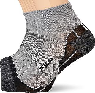 Fila, Quarter Multisport Calcetines para correr Unisex Adulto