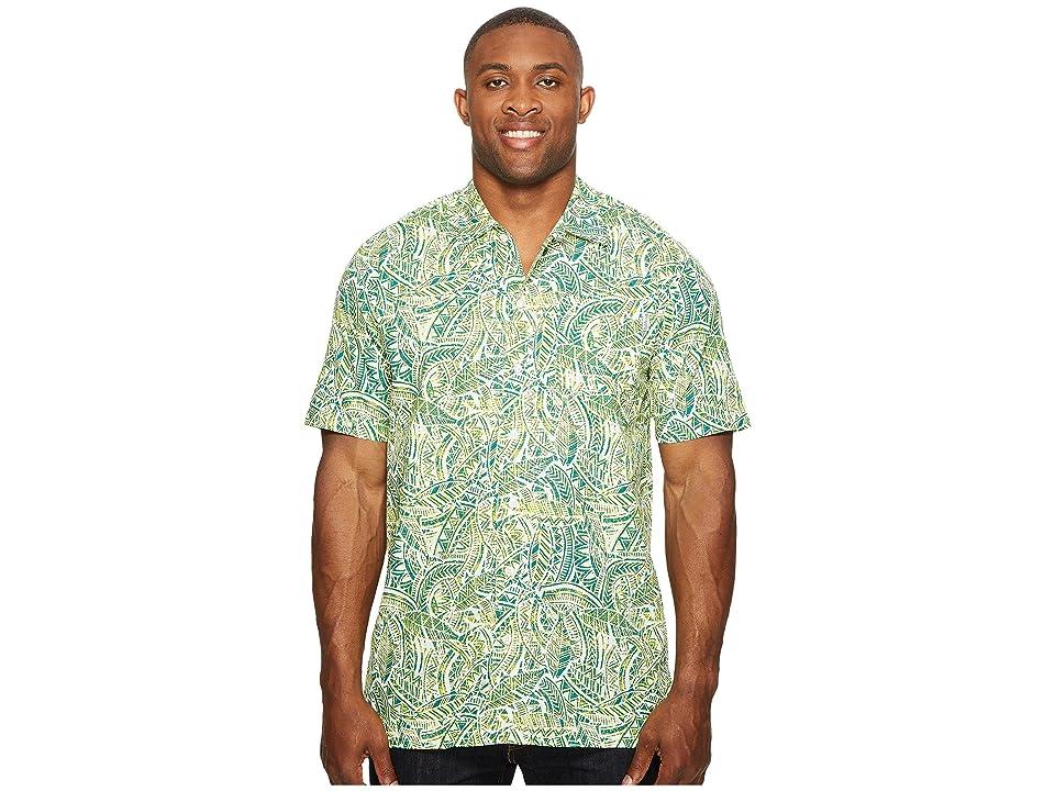 Columbia Big Tall Trollers Best Short Sleeve Shirt (Tippet Tuna) Men
