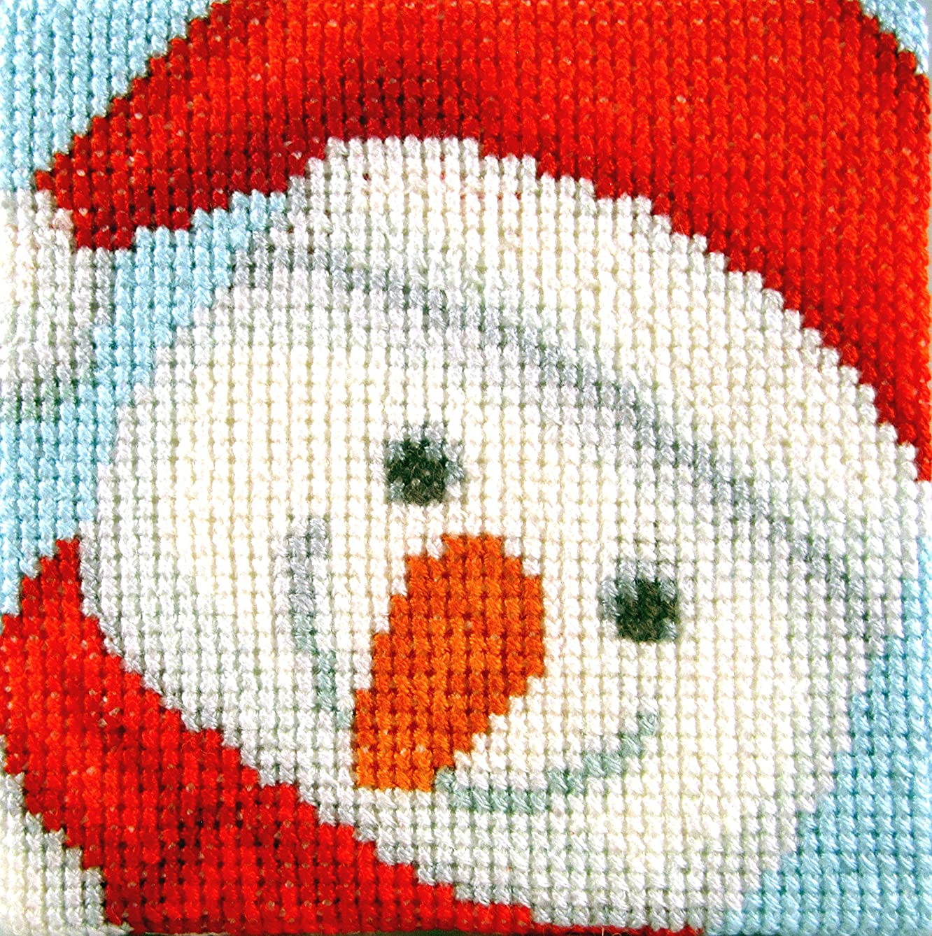 Frosted Fun Counted Cross Stitch Kit By Orcraphics